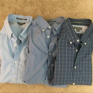 Bundle of 3 Eddie Bauer Relaxed Fit Shirts!